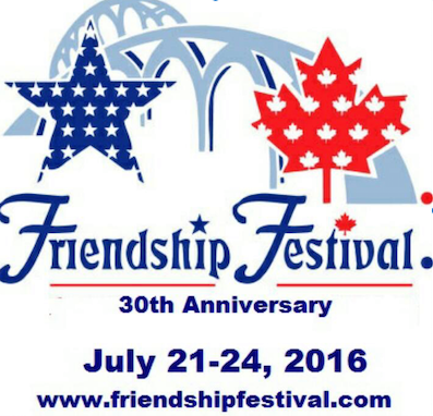 Friendship Festival 2016